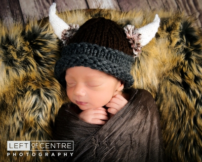 Newborn Baby Viking